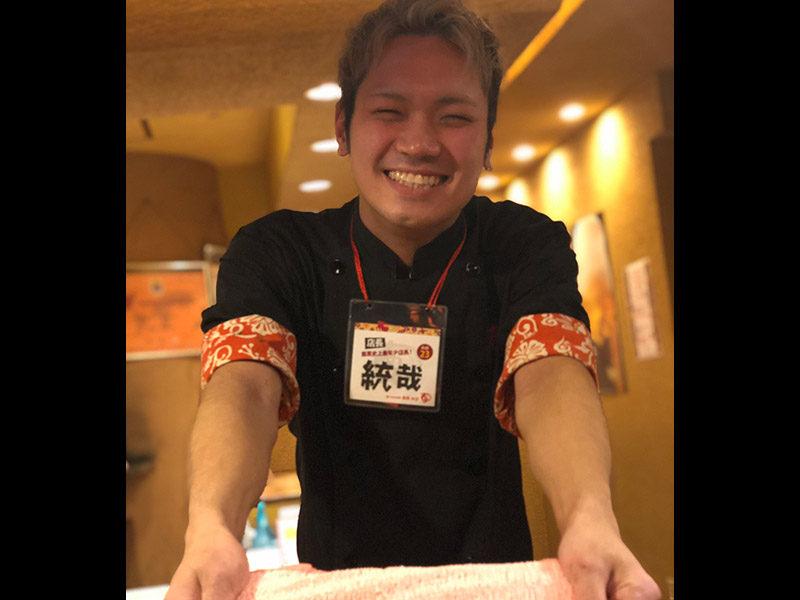 南風 正社員の生の声2019/福井統哉