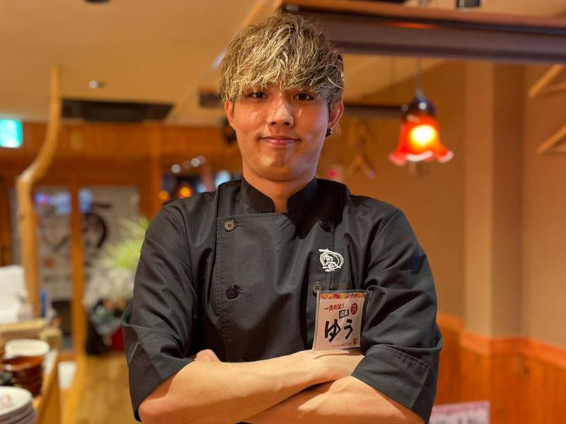 南風 正社員の生の声2021/横田裕貴